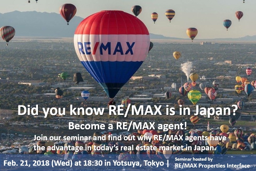 Become a RE/MAX agent seminar